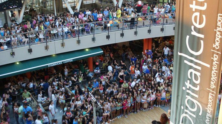Εκδηλώσεις στην Κρήτη σημαίνει Digital Crete  Ανανεώθηκε το Digital Crete, μια ιστοσελίδα με όλες τις εκδηλώσεις της Κρήτης. Θέατρο, συναυλίες, αθλητισμός, εκθέσεις, παρουσίασεις, φεστιβάλ, σεμινάρια, είσοδος δωρεάν και διάφορες εκδηλώσεις.  https://www.imonline.gr/gr/kataskevi-istoselidas/ekdiloseis-stin-kriti-simainei-digital-crete-1246
