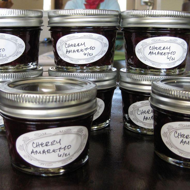 Cherry Amaretto Jam Recipe on Food52 recipe on Food52