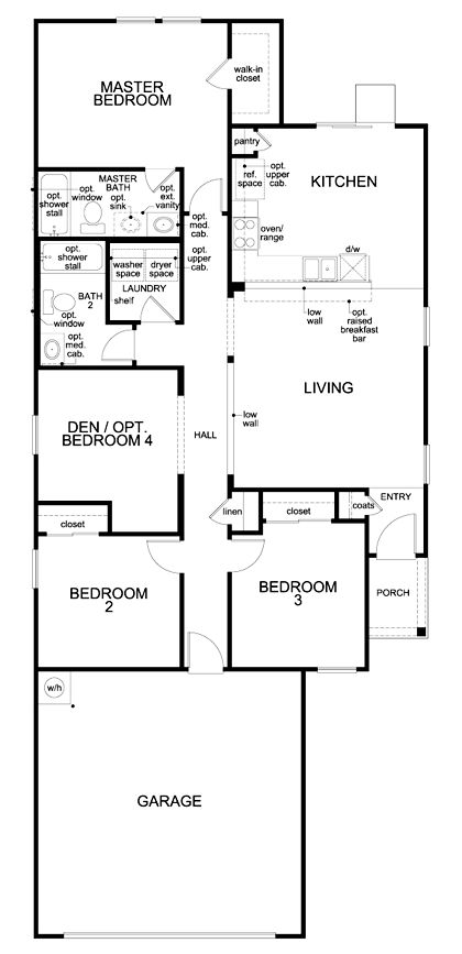 floor plans for kb homes. KB Homes 1363 Floor Plan via nmhometeam com 9 best Plans images on Pinterest  plans Kb