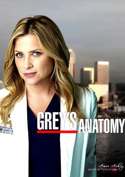 Grey's Anatomy Arizona Robbins by Amro0.deviantart.com on @deviantART