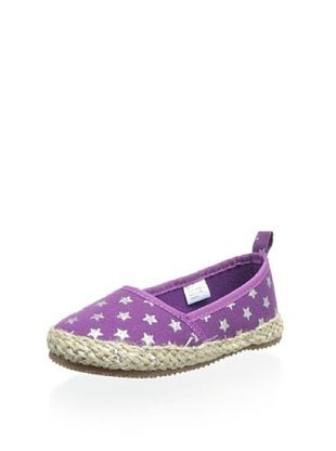 57% OFF OshKosh B'Gosh Kid's Salt Slip-On (Purple)