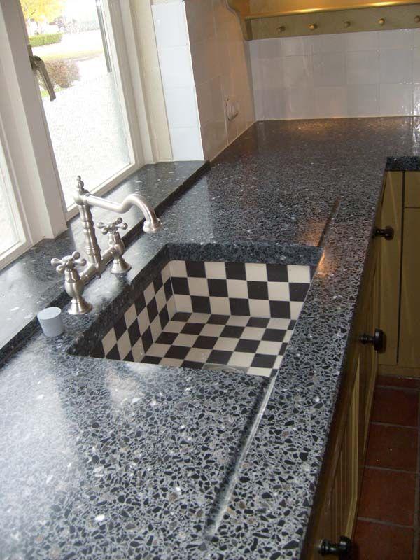 Jaren 30 keuken tweedehands - Oude keuken wastafel ...