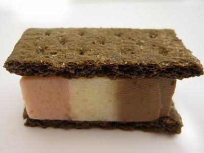 My Jello Americans: Neapolitan Ice Cream Sandwich