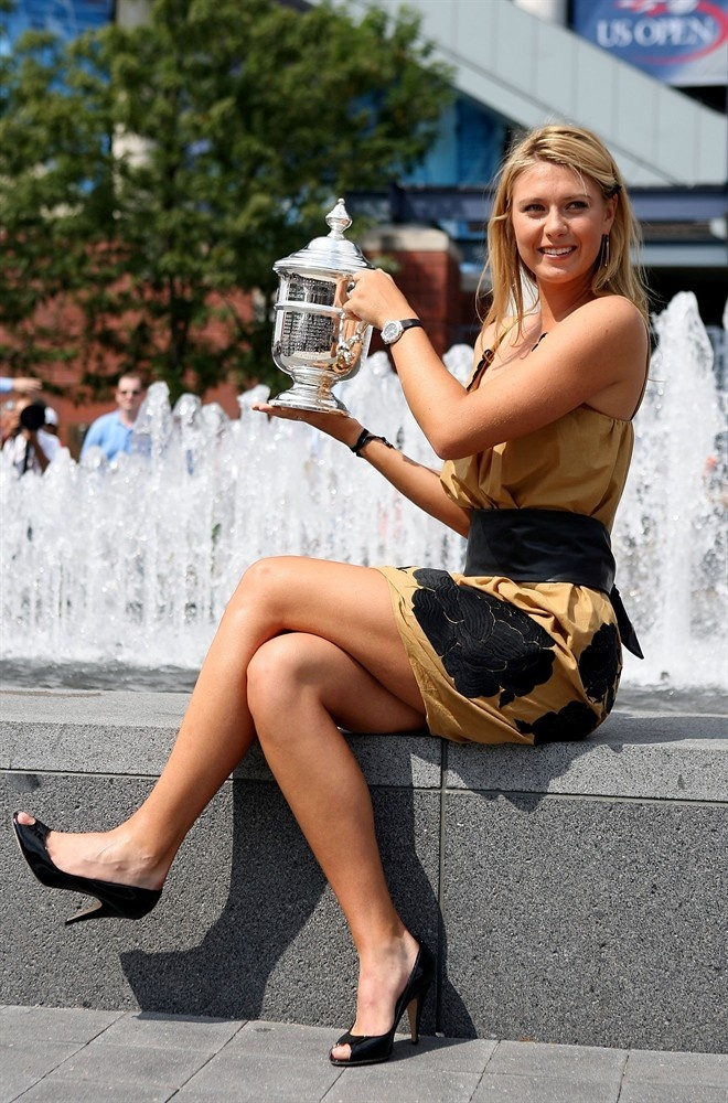 case maria sharapova marketing a champion a Maria sharapova admits failing a drugs test • tennis star faces four-year ban •  the  failure or muscle damage in case of unwanted overload, the company  said  been the highest paid sportswoman for 11 years and is a marketing  dream  three-time grand slam champion jennifer capriati has hit out at.