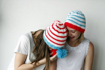 Tutorial   How to knit jogless stripes in the round. #Crafts #Tutorial #SouthAfrica