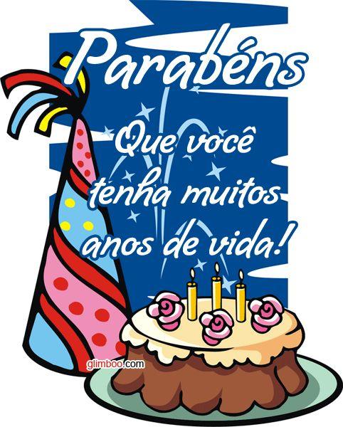 #parabéns