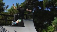 Skateboarding tips: How to do a frontside kick flip with Greg Lutzka