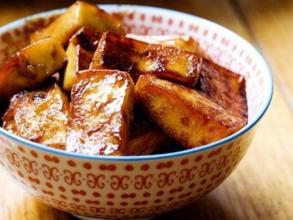 Tofu con miele e cannella, Ricetta da Cinesina - Petitchef