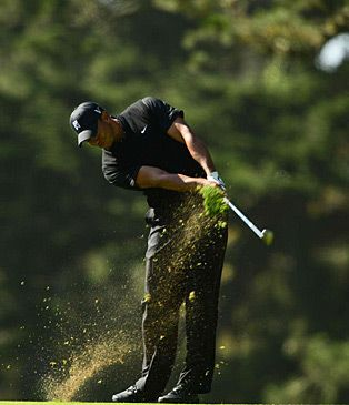 US Open Golf 2012 - Tiger Woods swing is back to Tour Tempo   GOLF.com