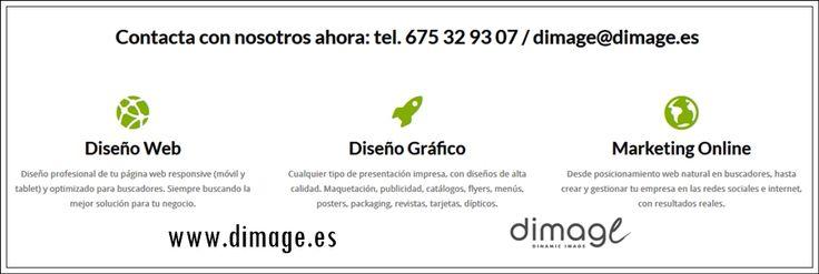 Diseño Web en #Mallorca - Diseño Gráfico en #Palma - SEO en #PalmadeMallorca - #Servicios