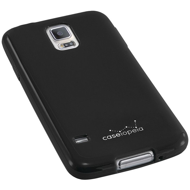 Devicewear Samsung Galaxy S 5 Simplysafe Case (black)