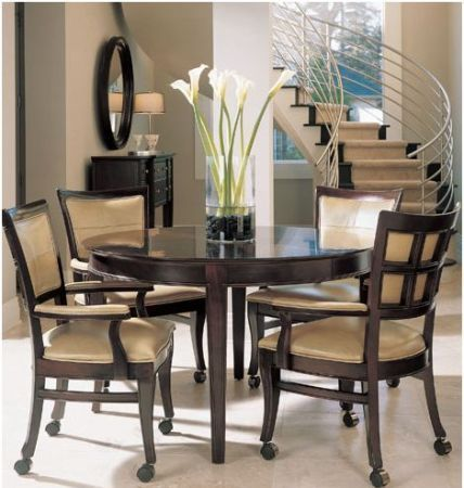 1000 ideas about round dinning table on pinterest round - Decorate round dining table ...
