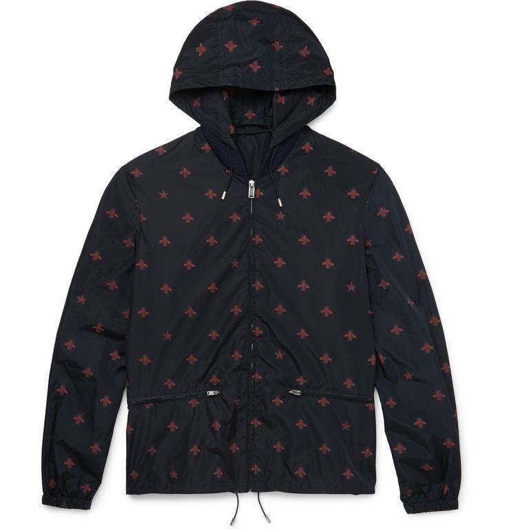 Gucci - Printed Shell Jacket