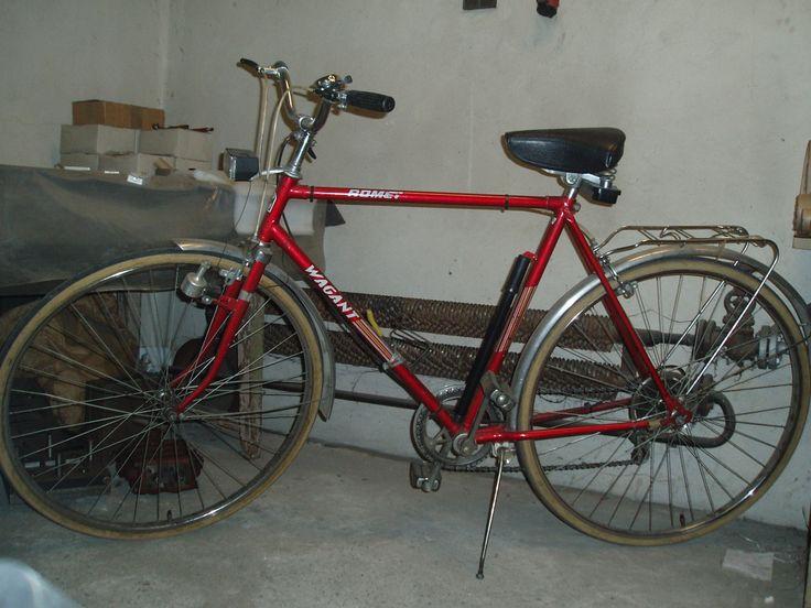 Rower - typowy prezent komunijny.