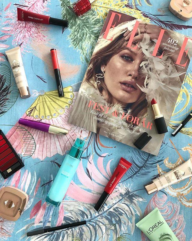 K O N K U R R E N C E  ELLE Style Awards nærmer sig med hastige skridt og vi har netop annonceret at L'Oréal Paris er hovedsponsor for femte år i træk  Til den røde løber er røde læber et MUST! Derfor kan én heldig vinder få et lækkert makeupkit fra L'Oréal Paris med produkter der giver de smukkeste røde læber til den store aften  For at deltage skal du 1 Like billedet 2 Følge @lorealmakeup. Præmien har en samlet værdi á 1.370 kr. Vinderen trækkes mandag d. 19/4 og får direkte besked i…
