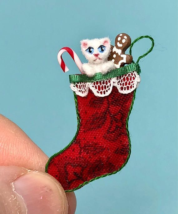 3180 Best Miniature Christmas Images On Pinterest