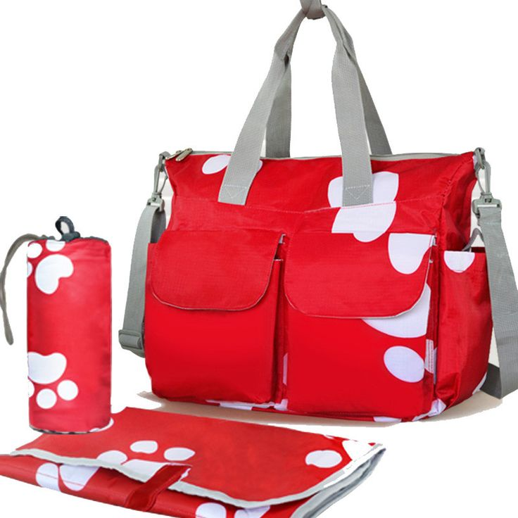 Designer Baby Bag Waterproof Multifunctional Diaper Nappy Changing Bag for Mummy Bolsa Maternidade Mochilas Stroller Bag AX002 #Affiliate