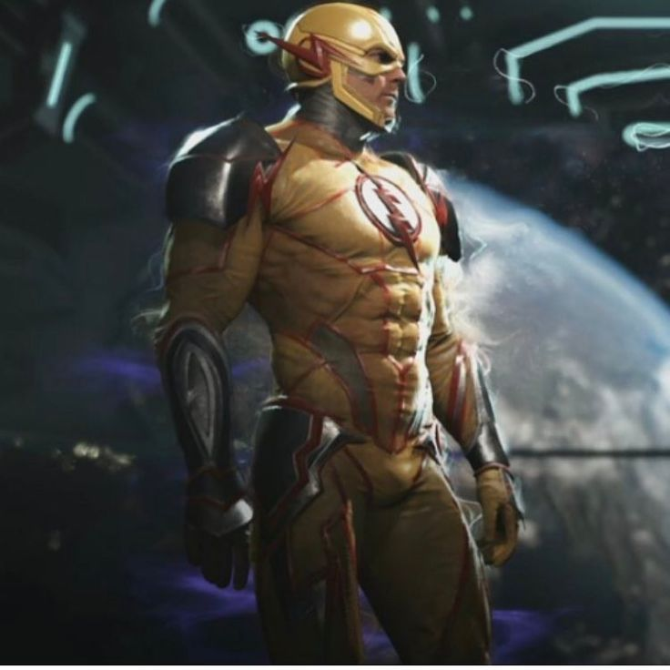 Reverse Flash in Injustice 2 for PlayStation 4 and Xbox One
