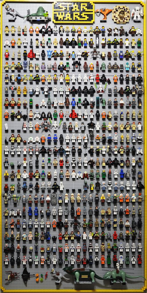 LEGO Star Wars Mini-Figure Collection