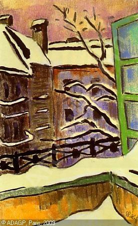 Karl Schmidt-Rottluff (1884–1976) Die Brücke is opgericht op 7 juni 1905 in Dresden. De stichters zijn Ernst Ludwig Kirchner, Fritz Bleyl, Karl Schmidt-Rottluff en Erich Heckel, op dat moment allen studenten bouwkunde in Dresden. Kirchner heeft het initiatief genomen tot de oprichting. Aan Schmidt- Rottluff is de naam te danken. Bleyl verlaat de groep in 1907, terwijl andere kunstenaars zich aansluiten.