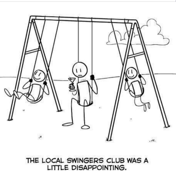 Local swingers club - Cartoon - http://www.jokideo.com/