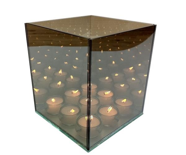 Candles can totally change every room's perspective and attitude ! Try it out!