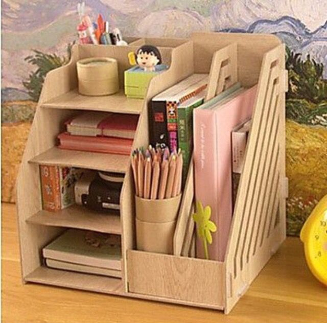 Perfect for any desk or any office space. You could even hold little odds and ends just so that they have a place!