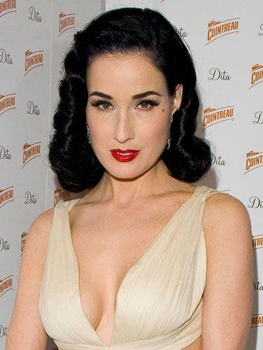 Dita Von Teese shares her beauty and makeup tips  - Cosmopolitan.co.uk