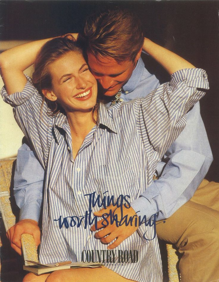 Country Road 1991 - Celebrating 40 years of modern Australian style for Woman, Man, Child and Home