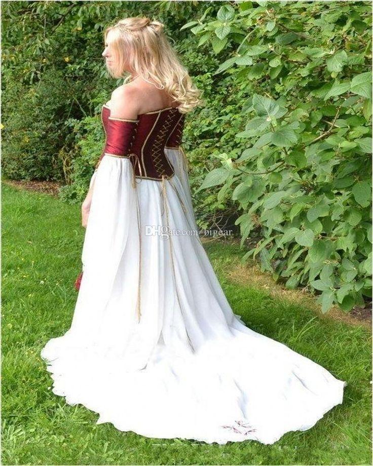 42 Best Renaissance Wedding Dress Images On Pinterest: 25+ Best Ideas About Medieval Wedding Dresses On Pinterest