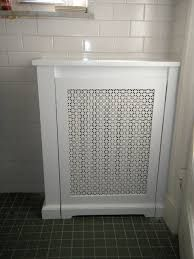 Image result for small radiator covers hallway