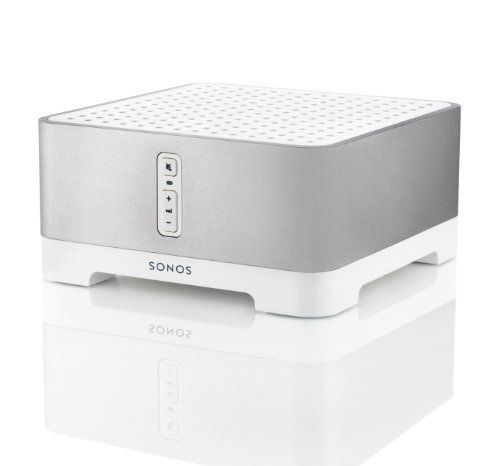 Can you imagine yourself not worrying about gifts for next Christmas because you've bought them in advance? SONOS CONNECT:AMP Wireless Streaming Music System with Amplifier for Speakers (ZonePlayer120). Unique price: $499.00 & eligible for FREE Super Saver Shipping.
