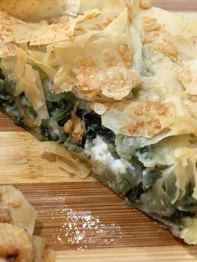 Spinach and Cheese Pies! Expand Pin and see our bonus recipe!