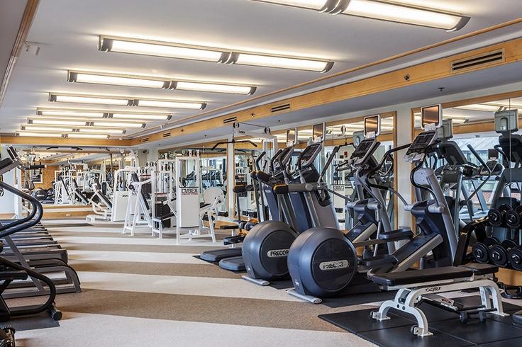 The Fitness Center Wellness Design Gym Interior Gym Design