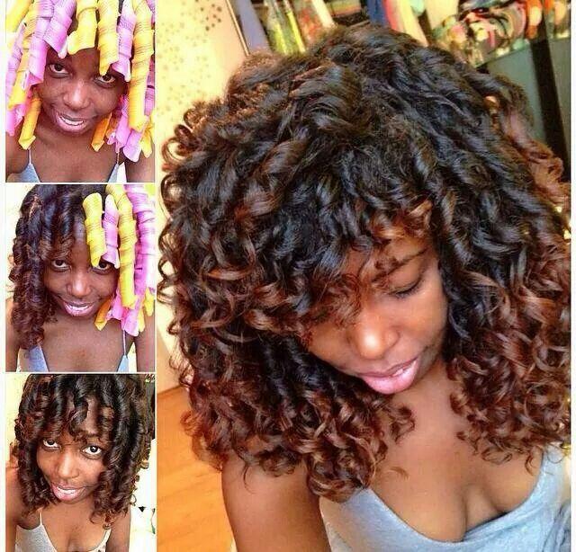 Curlformers On Natural Hair B