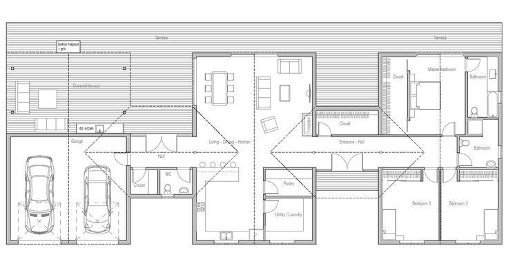 house design house-plan-ch386 15