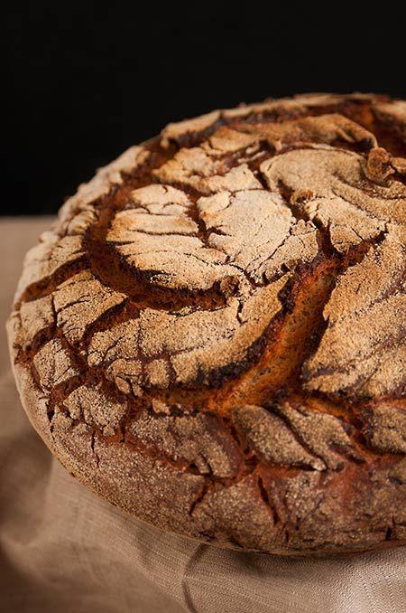 Rezept mit Bild für selbstgebackenes, rustikales Bauernbrot