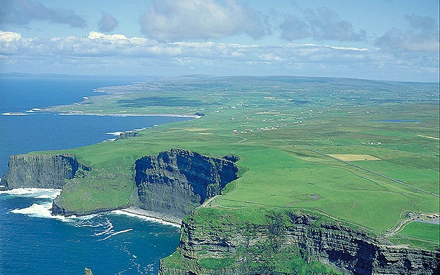 Cliffs Of Moher County Galway Ireland Great Places I Have Been Pinterest