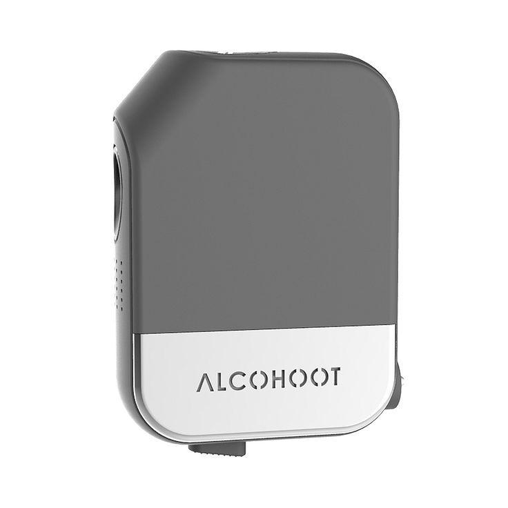 alcohoot breathalyzer Product Design #productdesign: