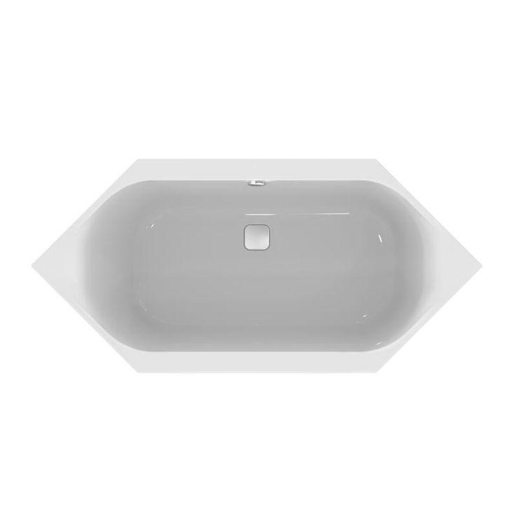 Ideal Standard Tonic II Sechseck-Badewanne