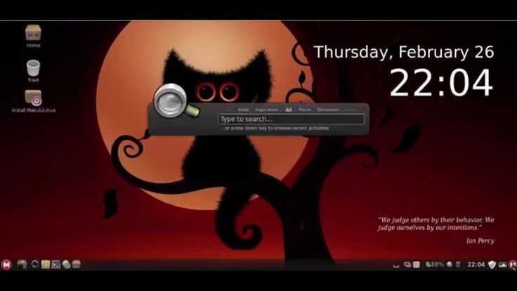 The latest Progress update on the Long awaited First x64 UEFI ready edition of MakuluLinux. Some great stuff in this Edition, Watch the video below for details ...