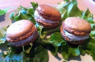 Recette - Macaron noix roquefort - Proposée par 750 grammes