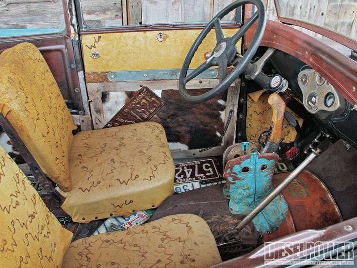 Rat Interior Shifter And Shift Boot Rat Rods Pinterest