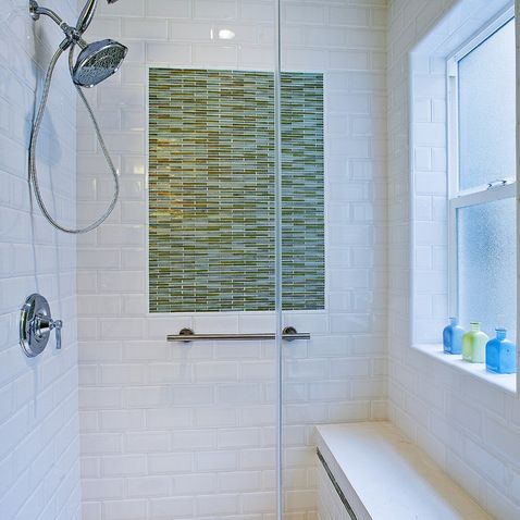 Ceramic Tile Walk In Showers Designs Design Ideas, Pictures, Remodel, and Decor - page 2