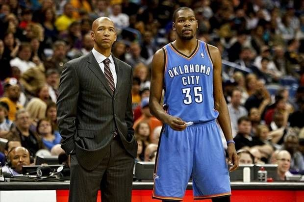 Added bonus of the Monty Williams hire – his established relationship with Kevin Durant | News OK