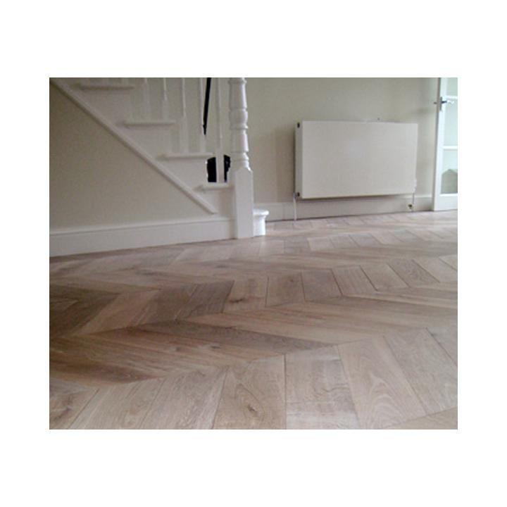 Cevron Flooring