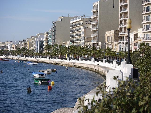 The Strand, Gzira, Malta