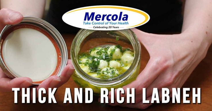 Also called yogurt cheese, labneh is a delicious Middle Eastern fermented food that can be used in various ways — make your own labneh at home today. http://recipes.mercola.com/homemade-labneh-recipe.aspx