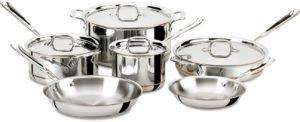 Top 5 Best Stainless Steel Cookware 2016