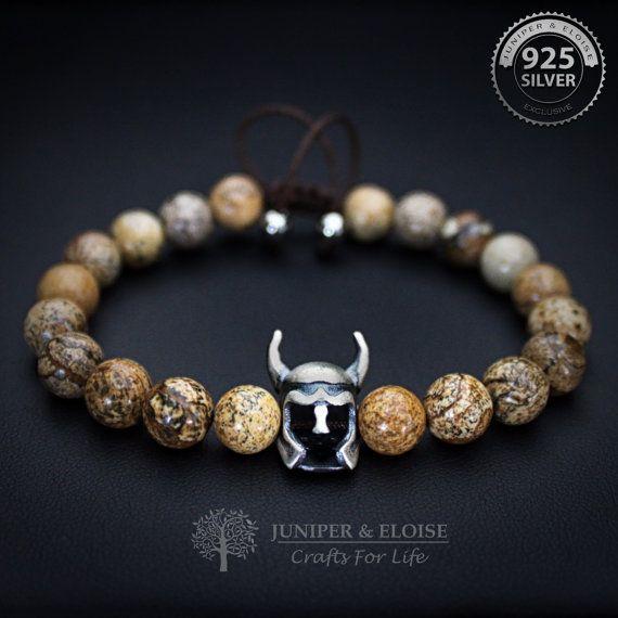 Casque Bracelet bijoux Elder Scrolls guerrier par JUNIPERANDELOISE